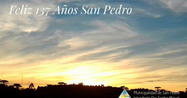 Aniversario de San Pedro